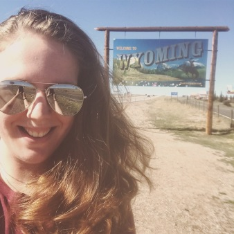 Wyoming border!