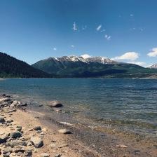 Twin Lakes, Leadville, CO