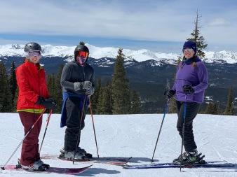 Last Staff Ski Day for 2019!